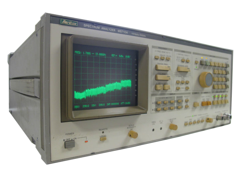 Anritsu MS710A for sale