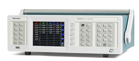 Tektronix PA4000 is a featured product}