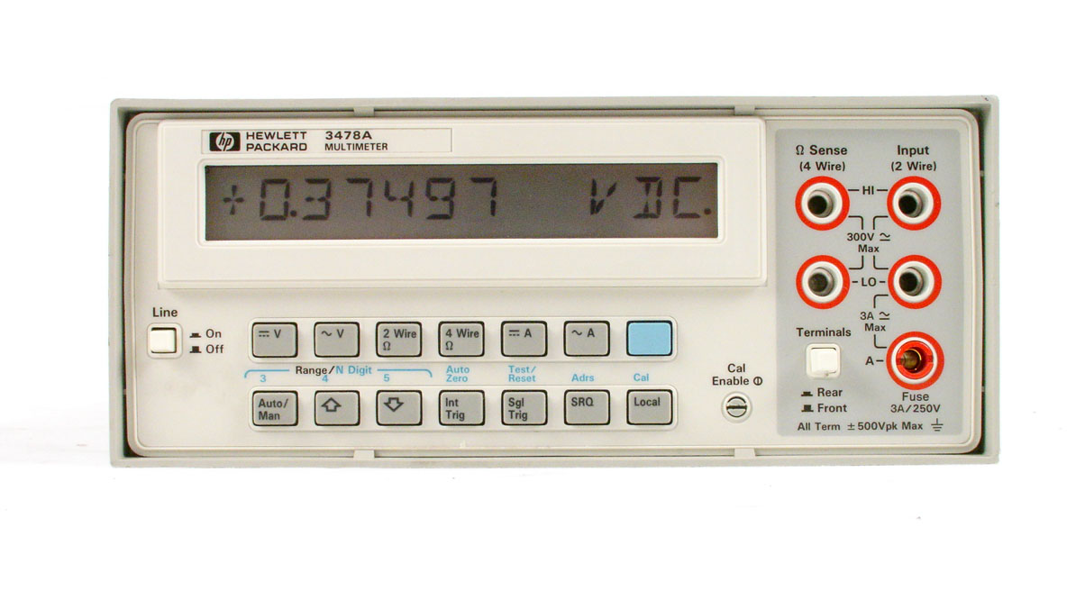 Agilent / HP 3478A for sale