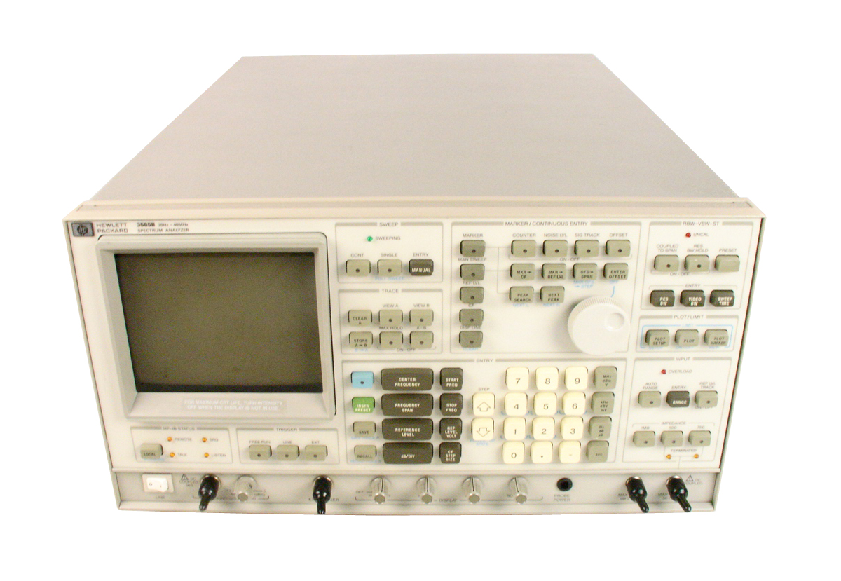 Agilent / HP 3585B for sale