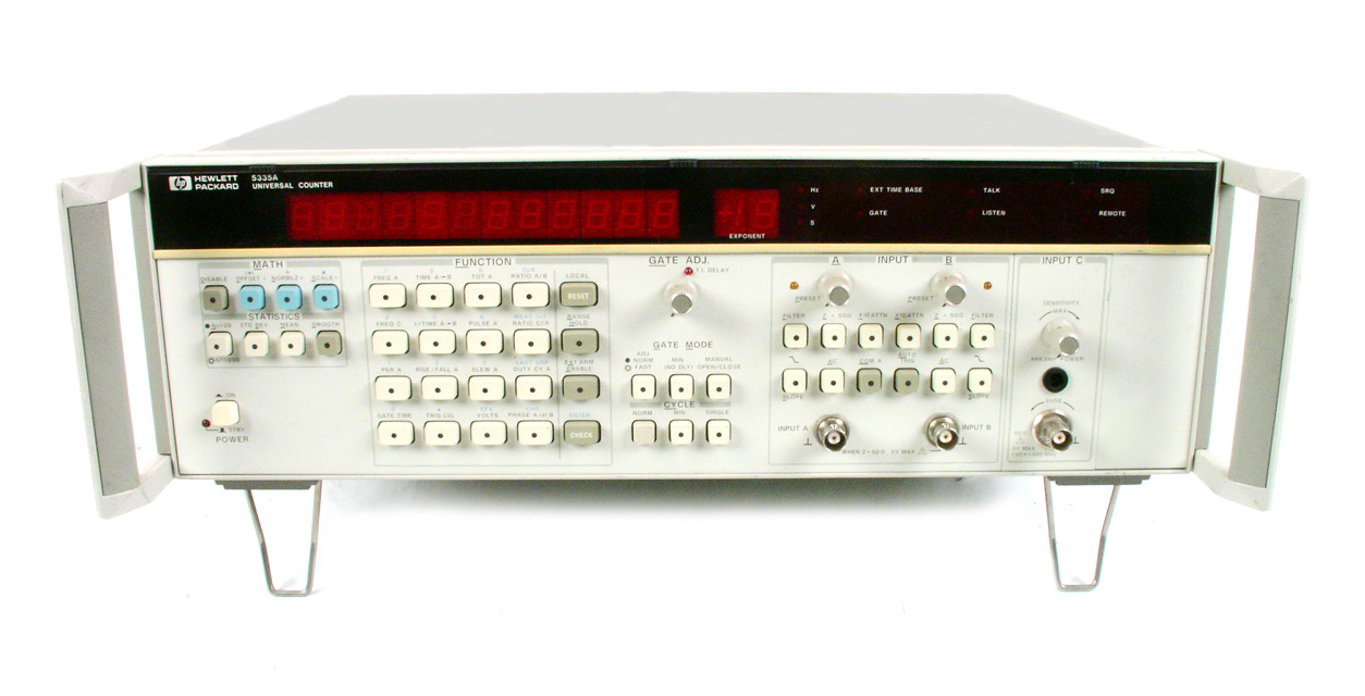 Agilent / HP 5335A for sale