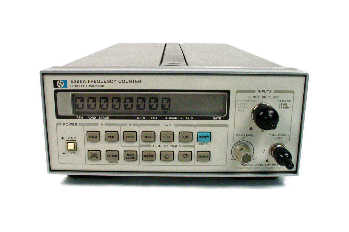 Agilent / HP 5386A for sale