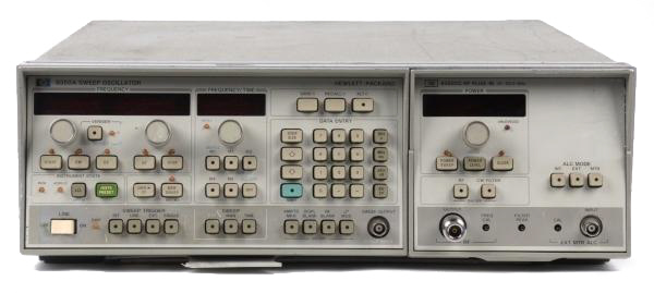 Image of Agilent-HP-8350A by AccuSource Electronics