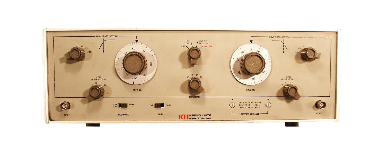 Image of Krohn-Hite-3750 by AccuSource Electronics