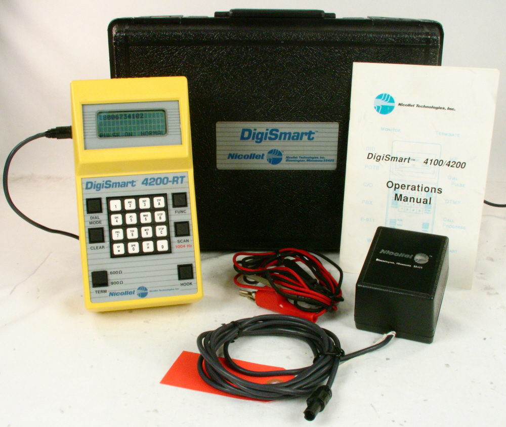 Similar product is Nicollet Technologies Digismart 4200-RT