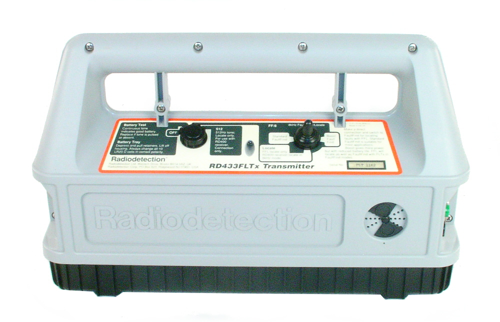 Radiodetection RD433FLTx for sale