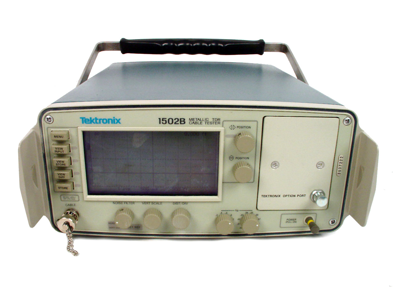 Tektronix 1502B for sale