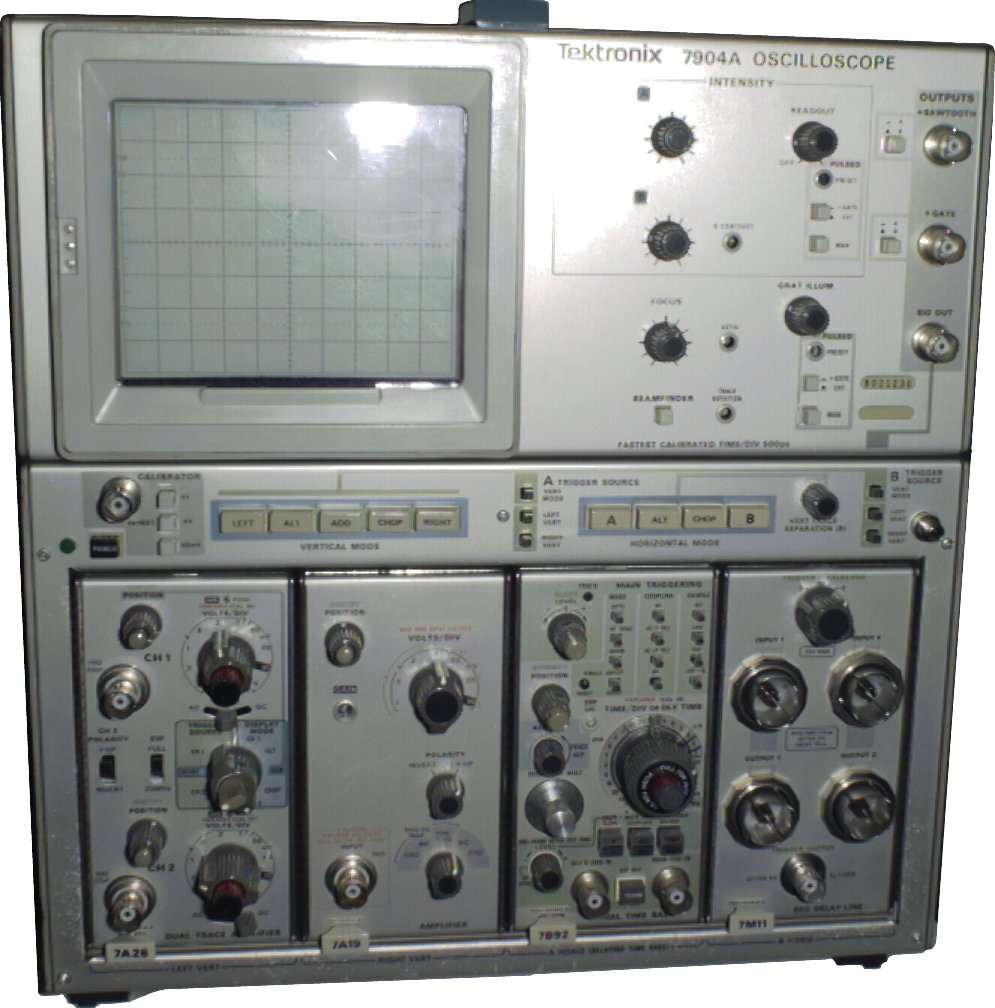 Tektronix 7904A for sale