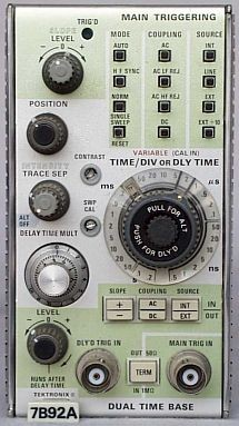 Tektronix 7B92A for sale