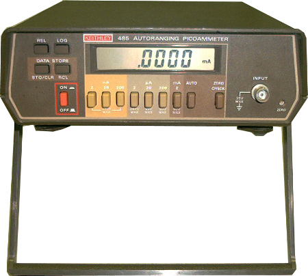 Keithley 485 for sale