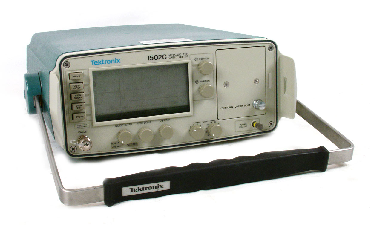 Tektronix 1502C for sale