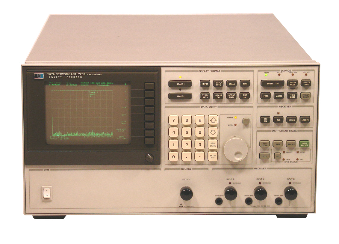 Agilent / HP 3577A for sale