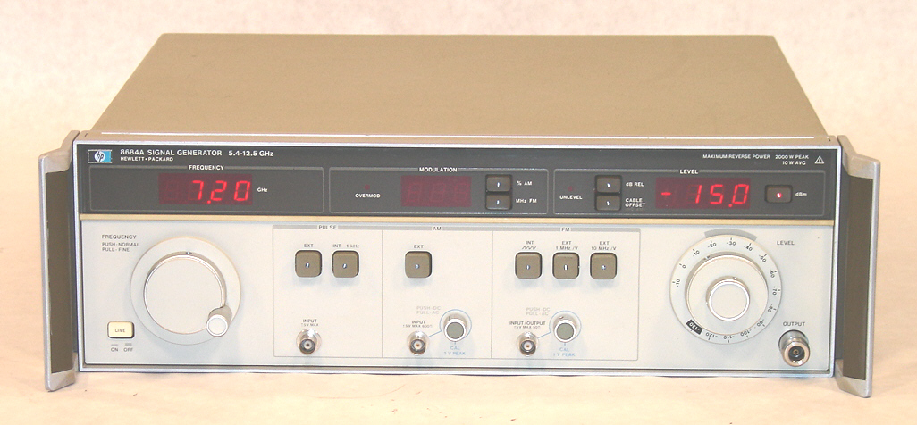 Agilent / HP 8684A for sale