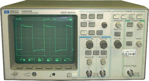 Agilent / HP 54600A for sale