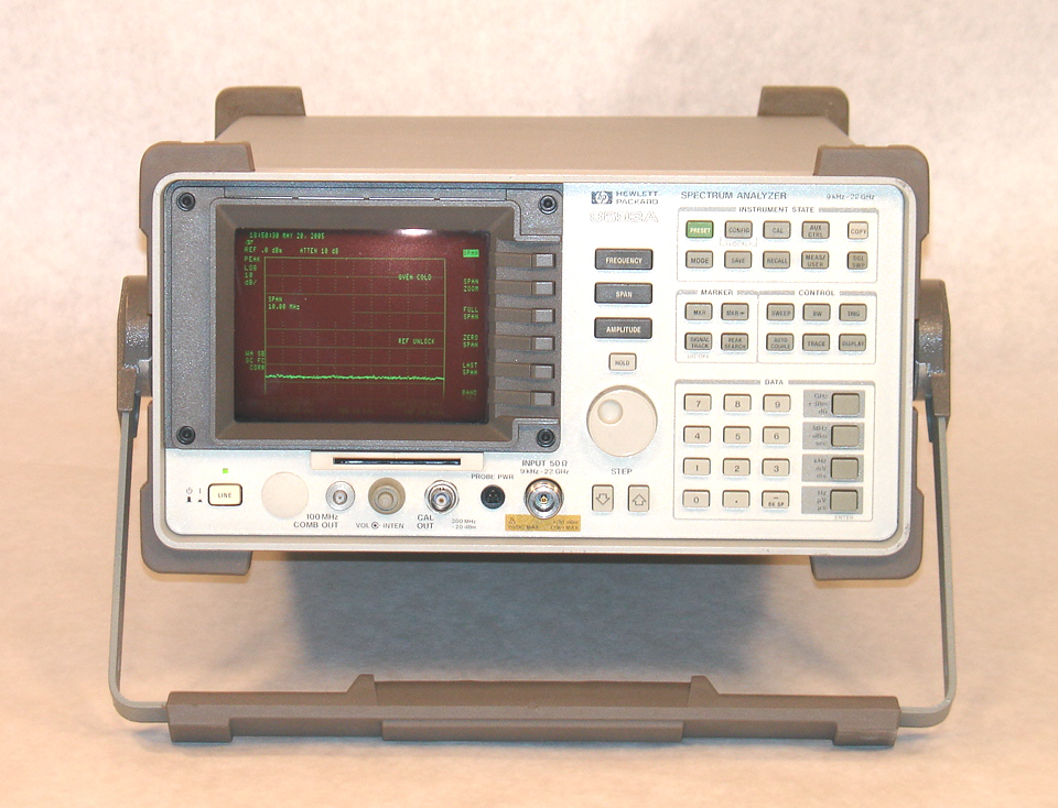 Agilent / HP 8593A for sale