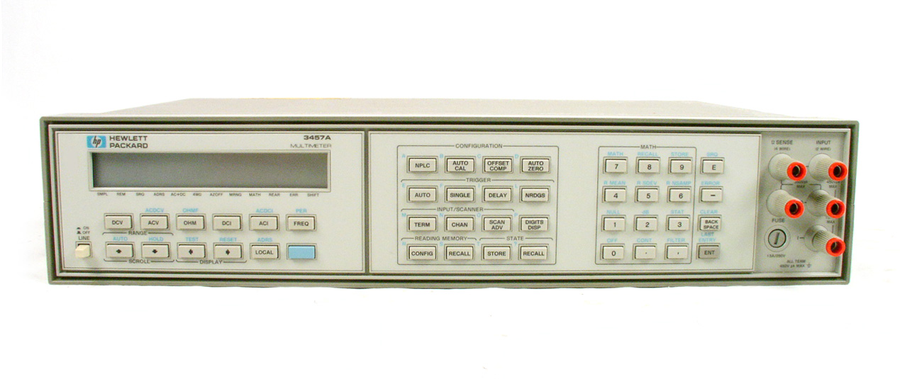 Agilent / HP 3457A for sale