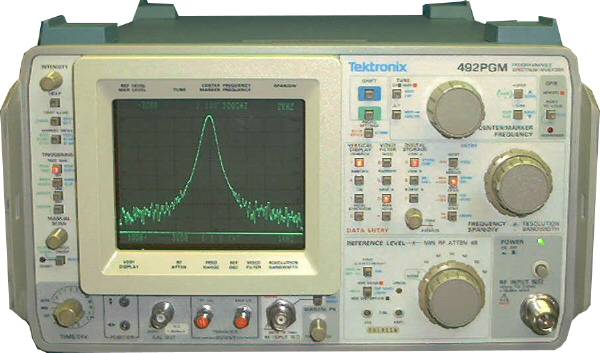 Tektronix 492P for sale