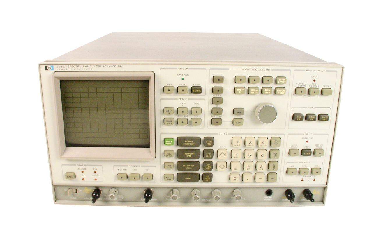 Agilent / HP 3585A for sale