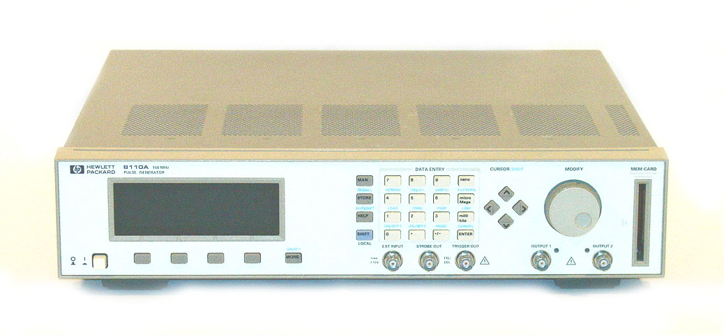 HP / Agilent 8110A for sale