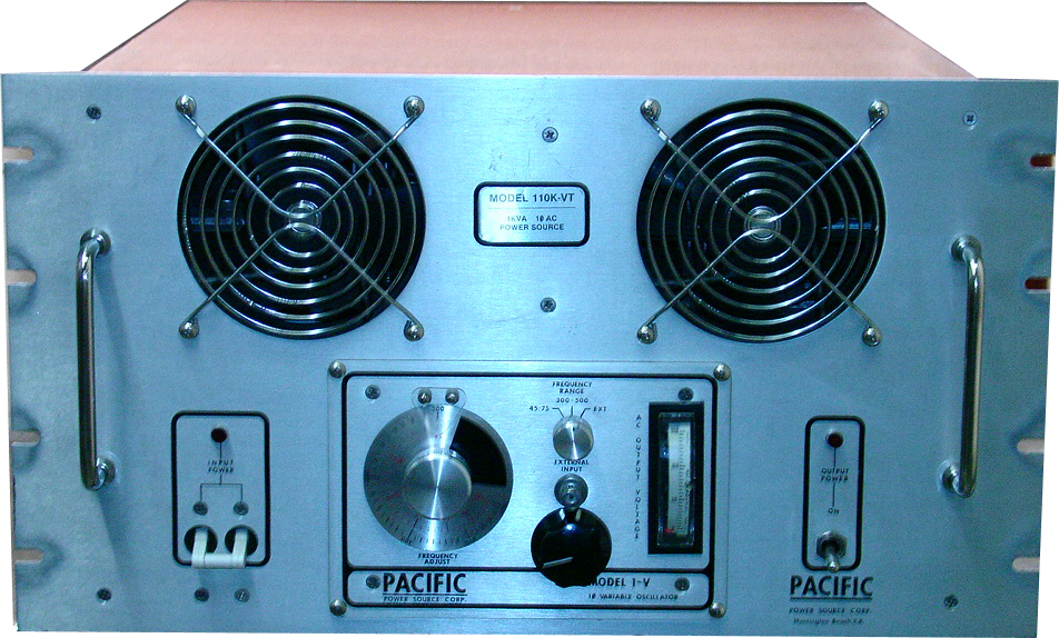 Pacific Power 110K-VT for sale