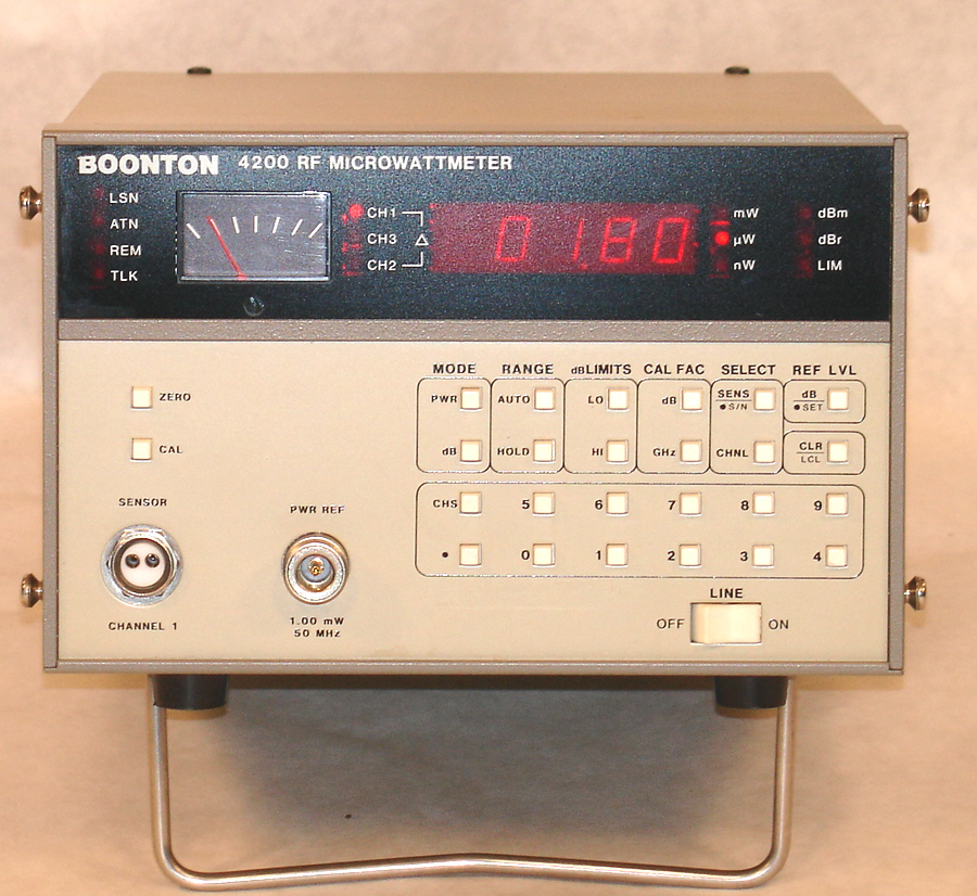 Boonton 4200 For Sale 495 00 In Stock Accusource