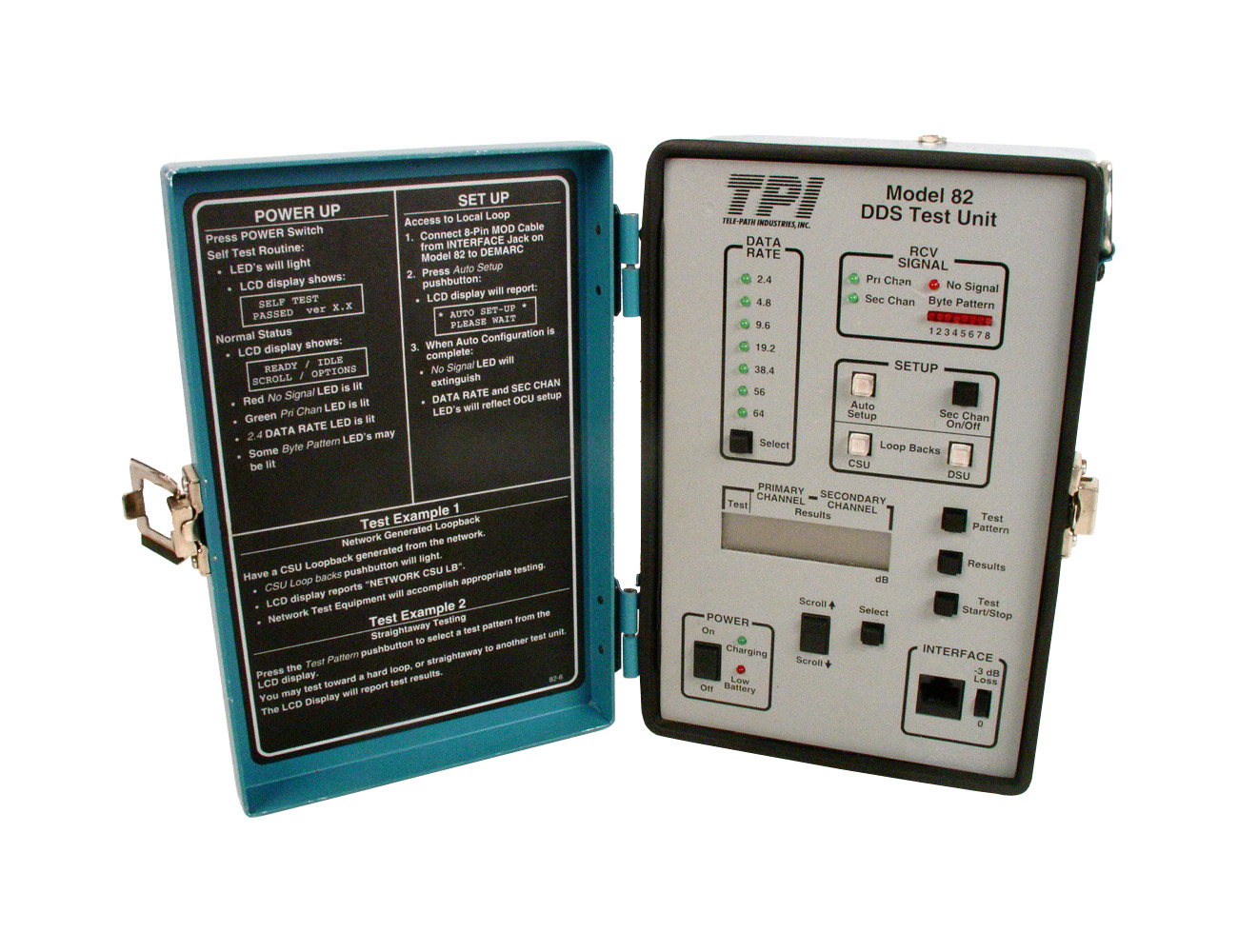 TPI 82 for sale
