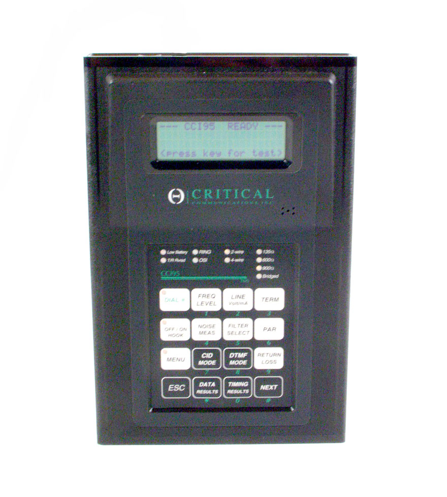 Critical Communications Inc CCI95 for sale