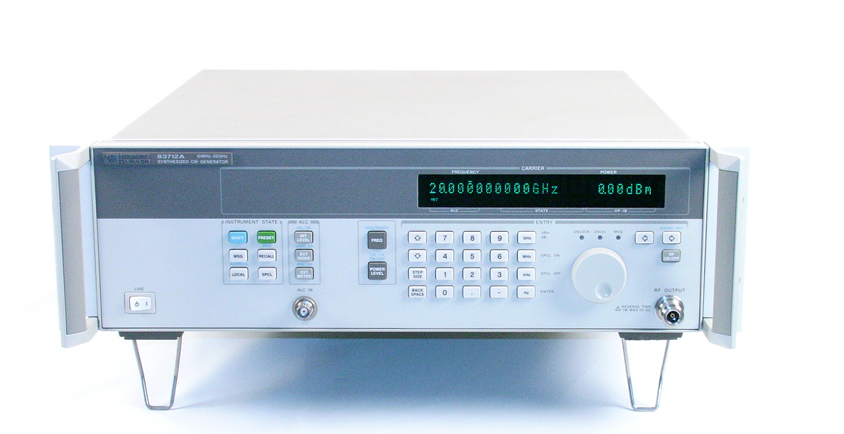 HP / Agilent 83712B just arrived