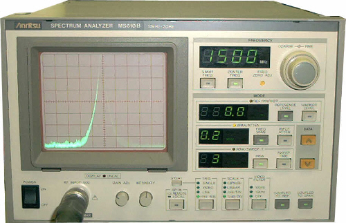 Anritsu MS610B for sale