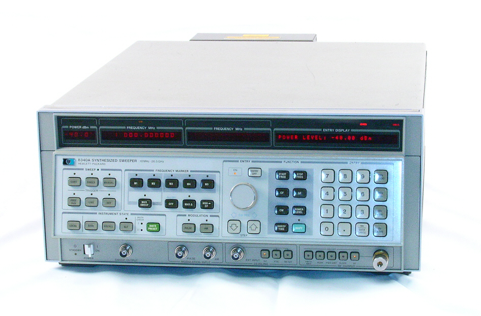 Agilent / HP 8340A for sale
