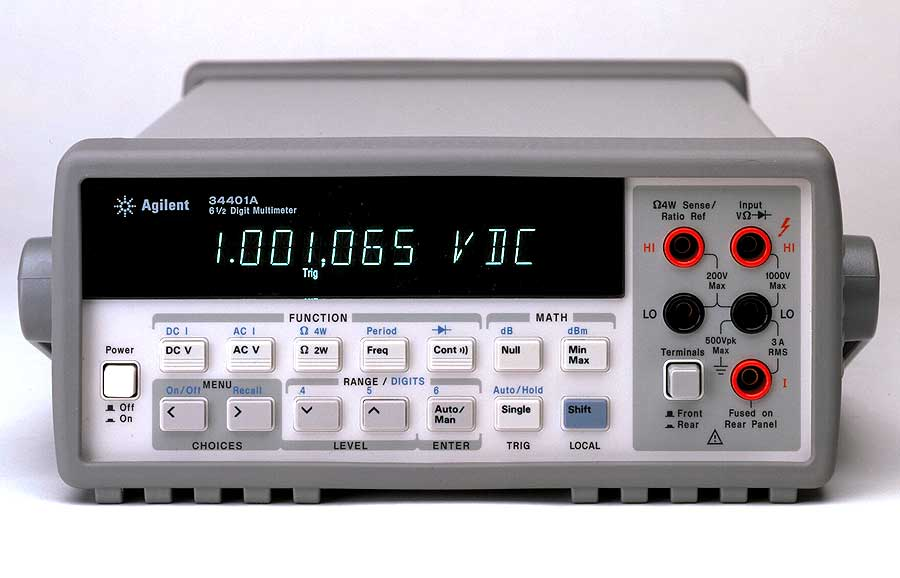 hp agilent 34401a for sale 965 00 accusource electronics rh accusrc com Hewlett-Packard 34401A Multimeter Images of Multimeters DMM