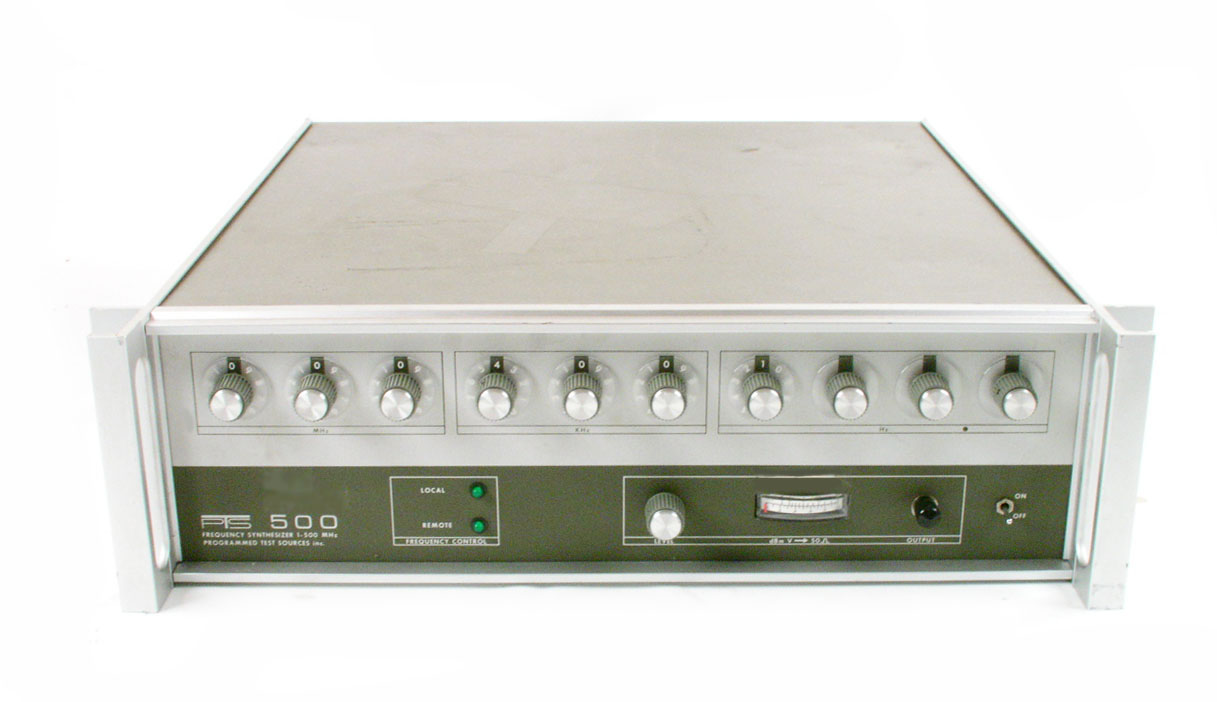 Programmed Test Sources PTS 500 GPIB for sale