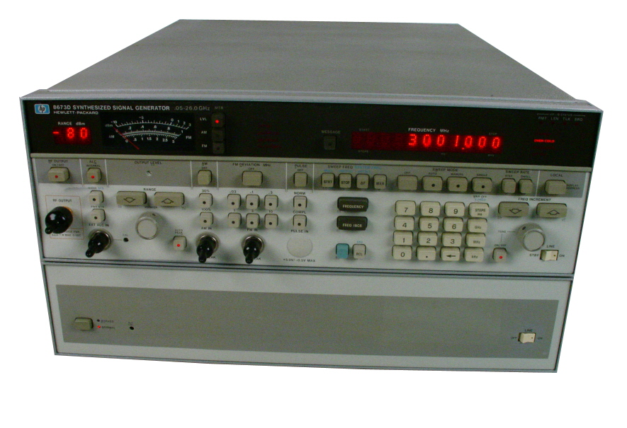 Agilent / HP 8673D for sale