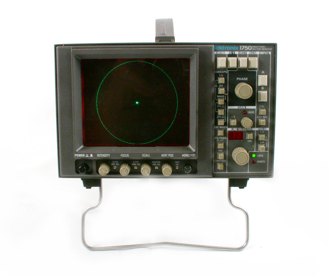 Tektronix 1750 for sale