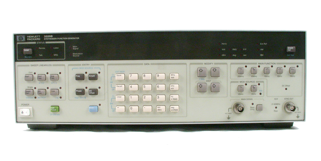 HP / Agilent 3325B for sale