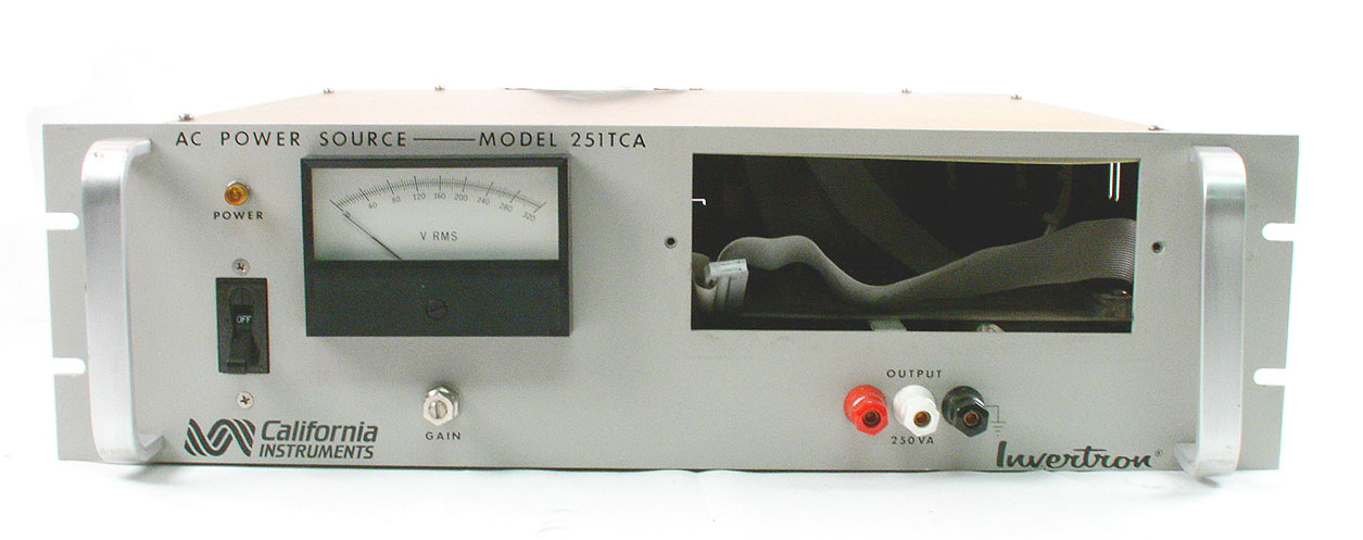 California Instrument 251TCA for sale