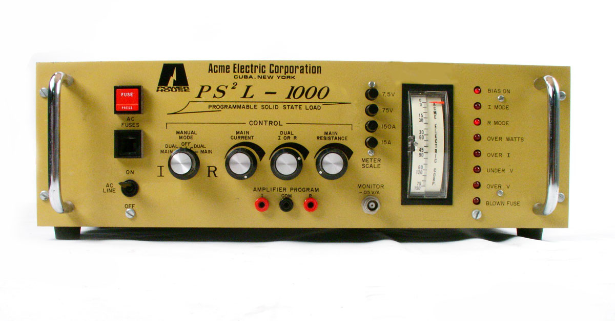 Acme Electric PS2L-1000 for sale