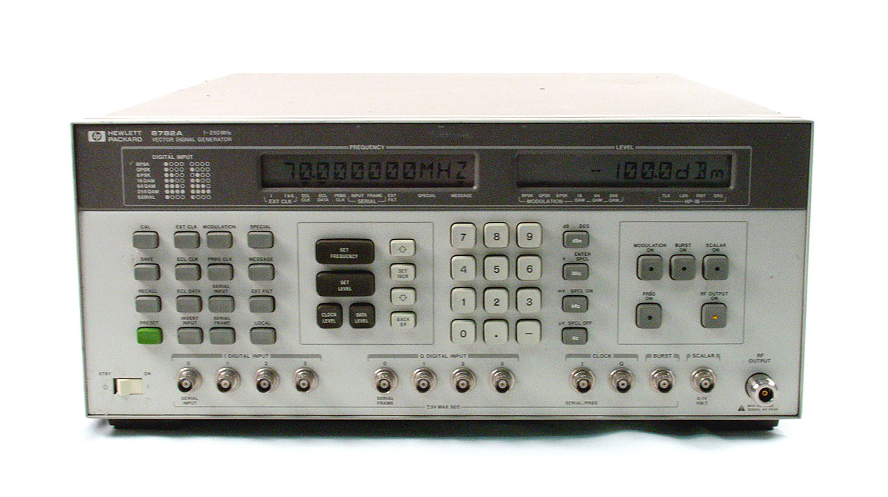 Agilent / HP 8782A for sale