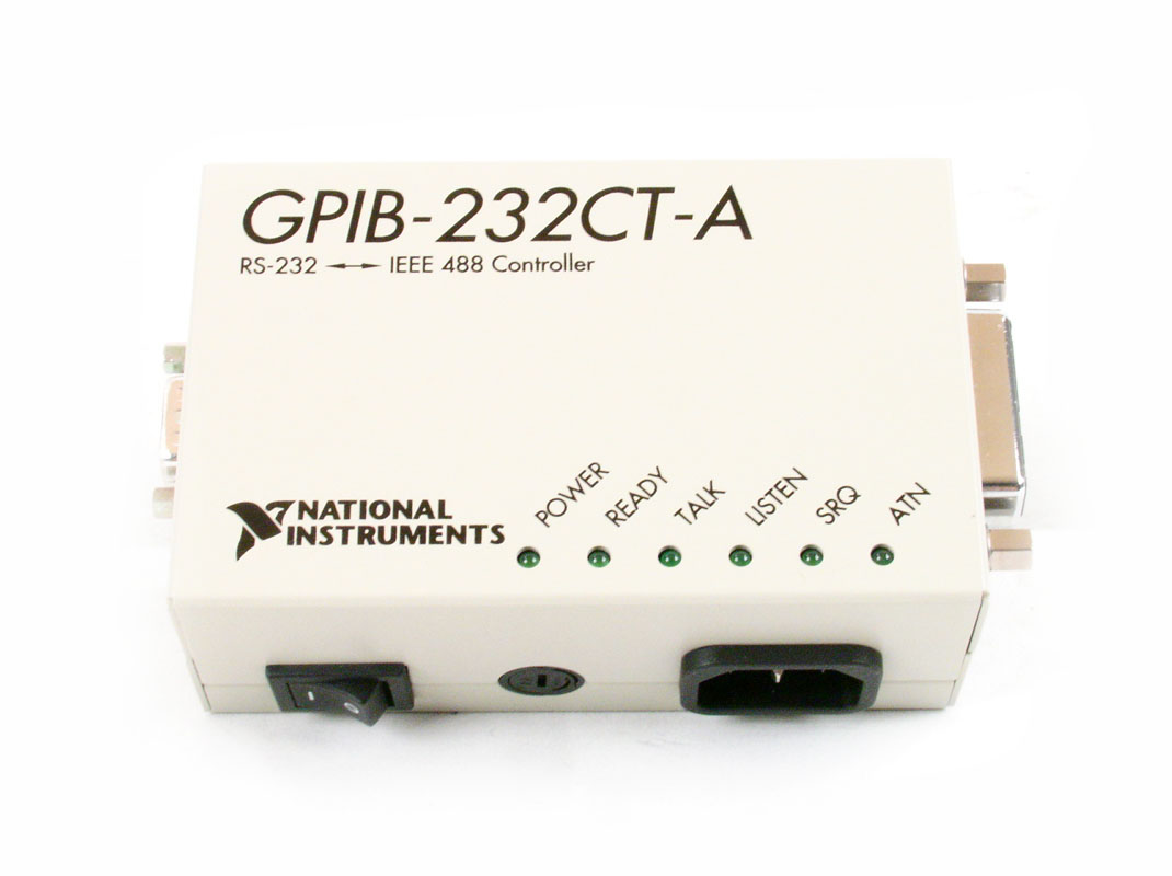 National Instruments GPIB-232CT-A for sale