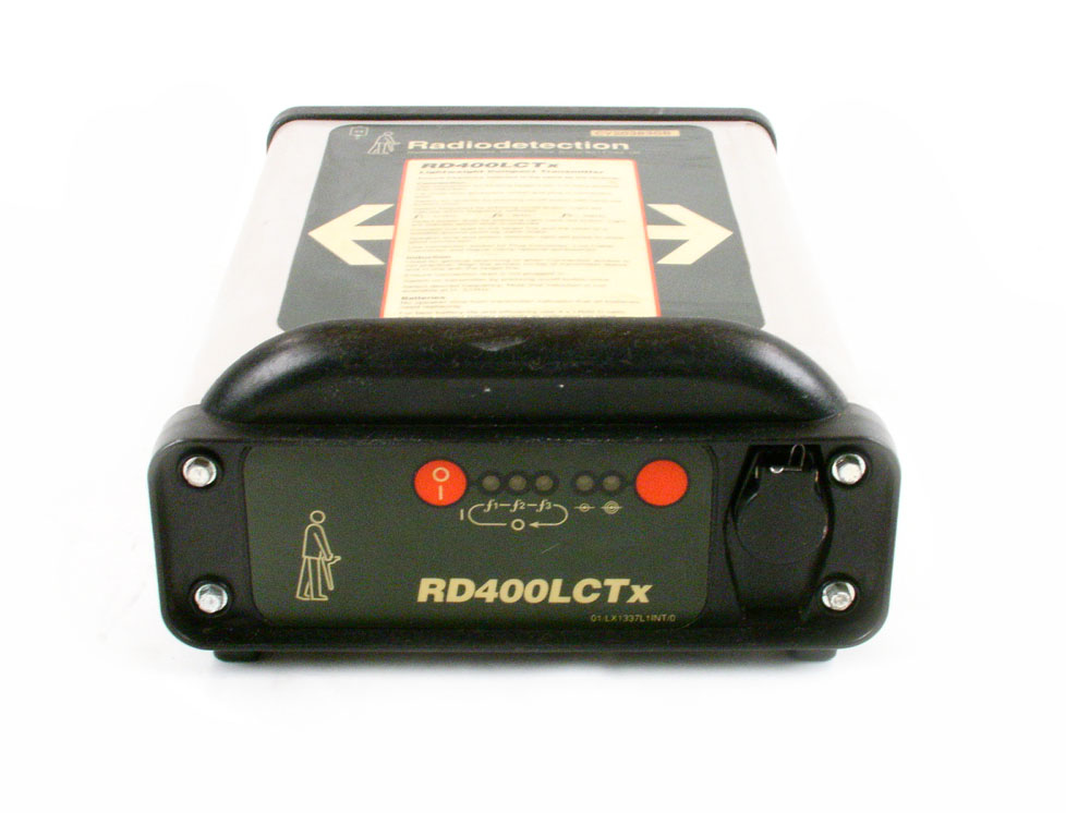 Radiodetection RD400LCTx for sale