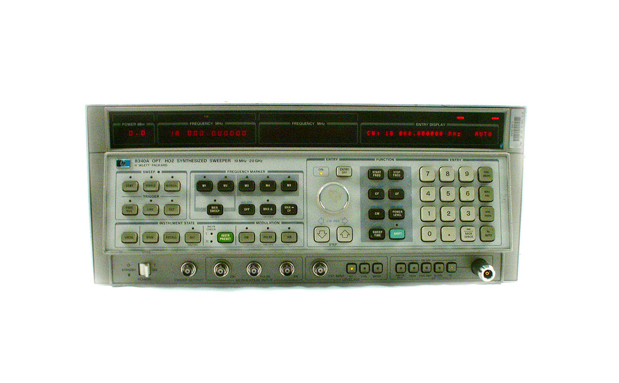 Agilent / HP 8340A OPT H02 for sale