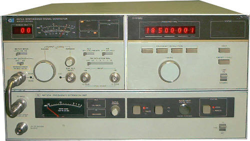 Agilent / HP 8672S for sale
