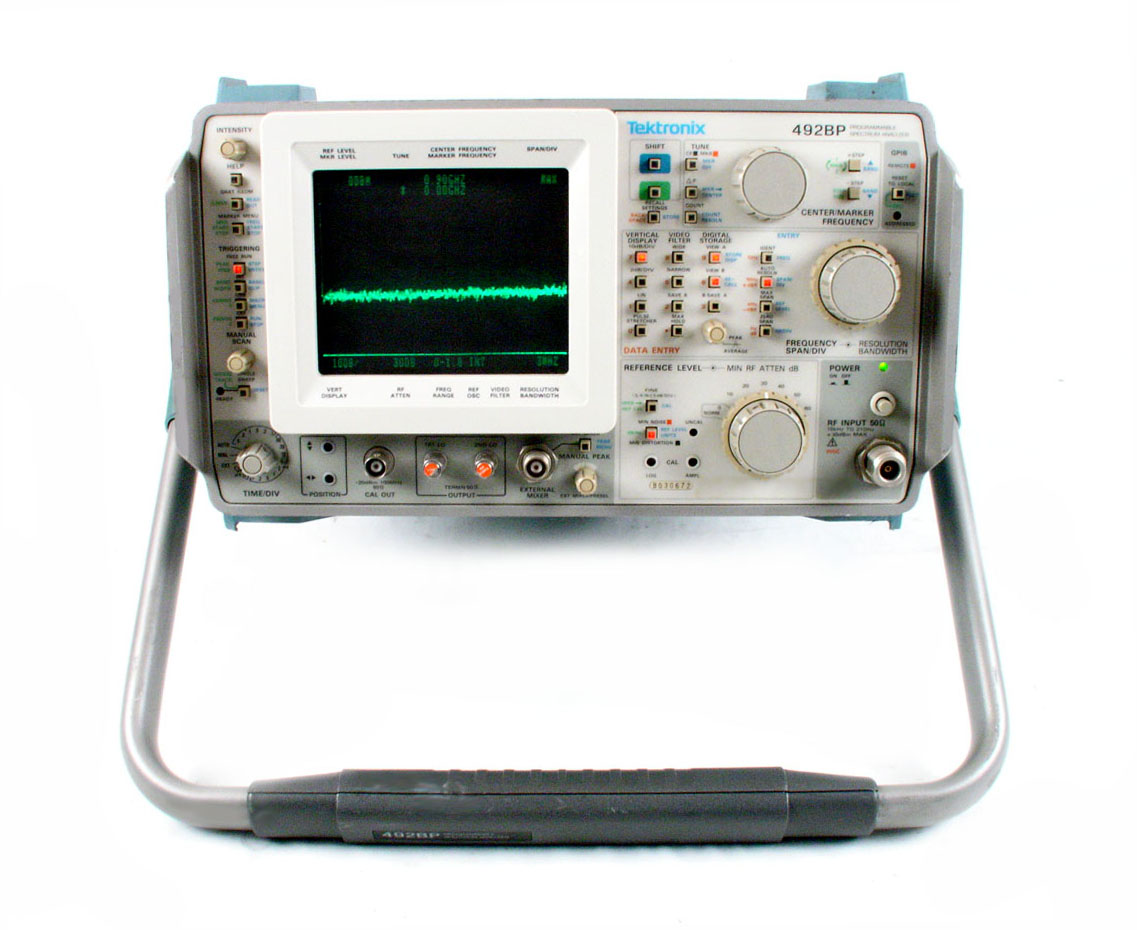 Tektronix 492BP for sale