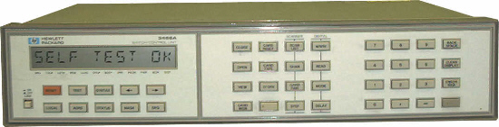 Agilent / HP 3488A for sale