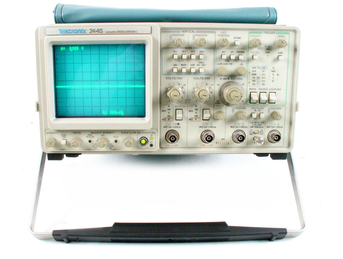 Tektronix 2445 for sale