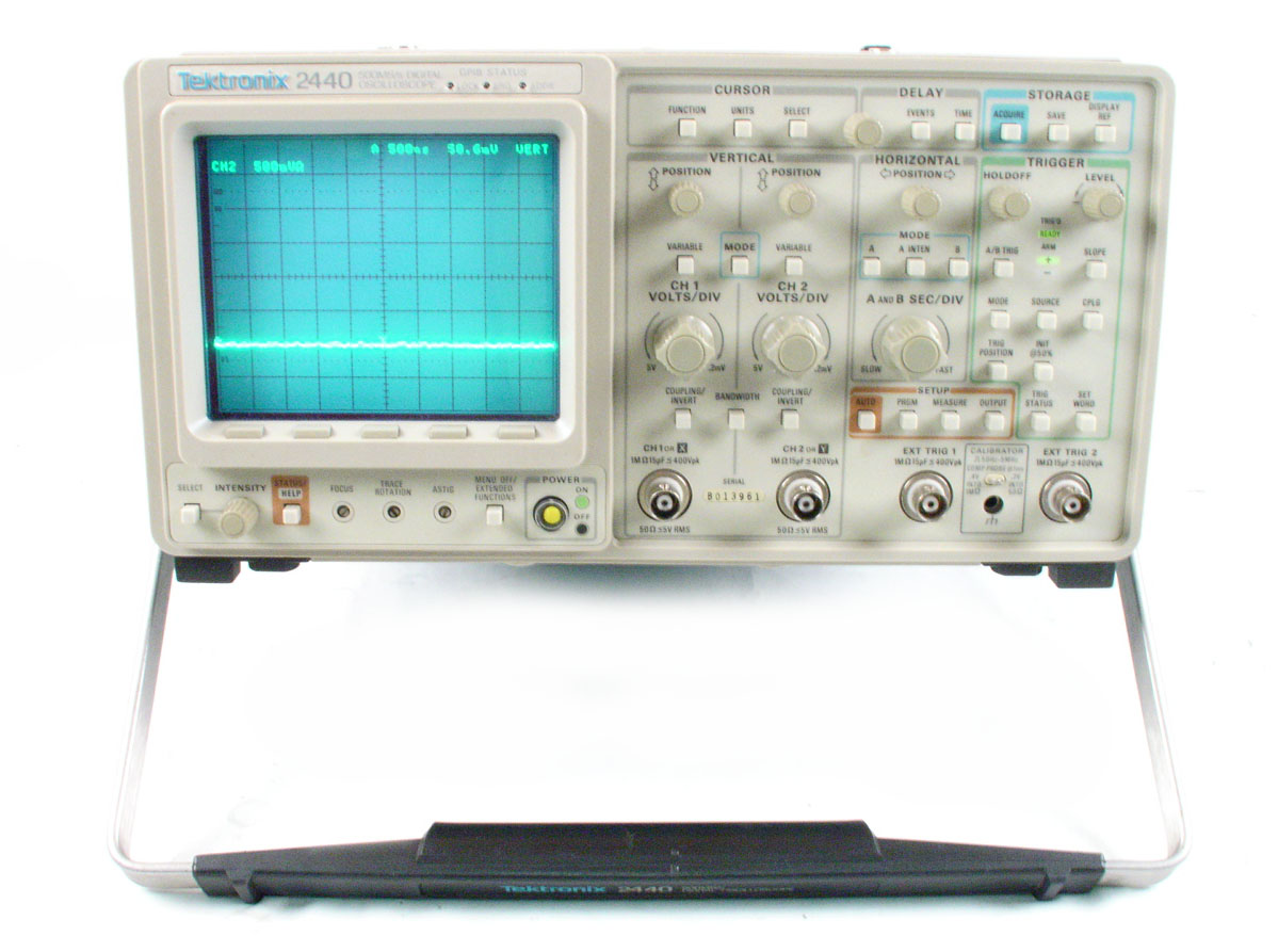 Tektronix 2440 for sale
