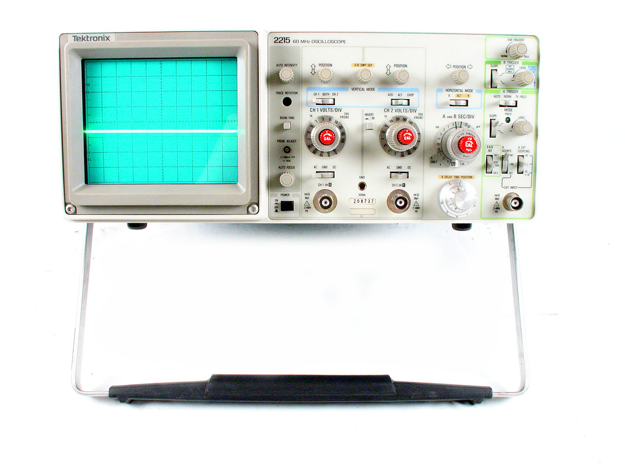 Tektronix 2215 for sale