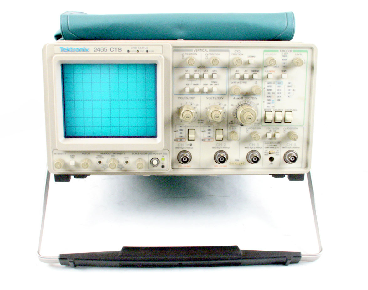 Tektronix 2465CTS for sale