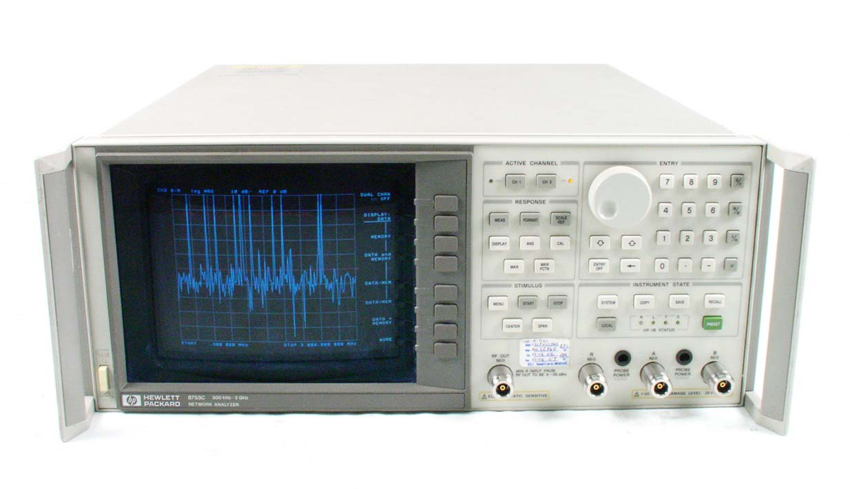 Agilent / HP 8753C for sale