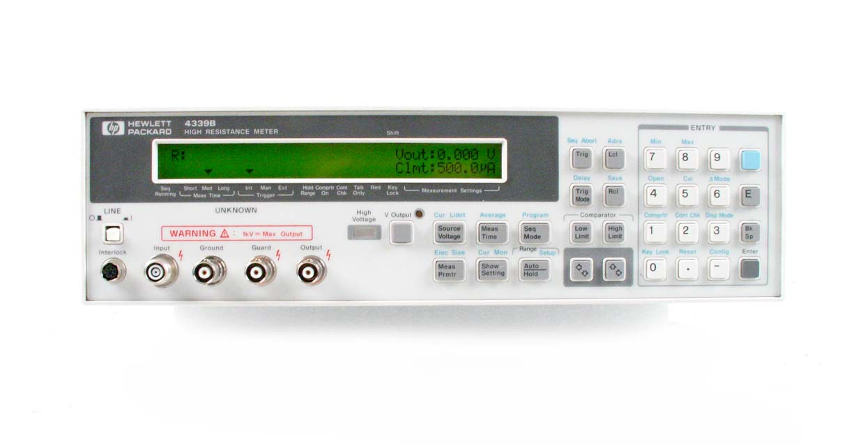 HP / Agilent 4339B for sale